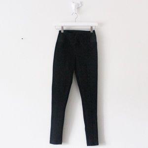 Zara Trafaluc Fitted Stretch Skinny Black Pants*